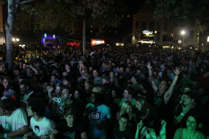 Hatfield Crowd