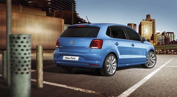 new Polo TSI Trendline