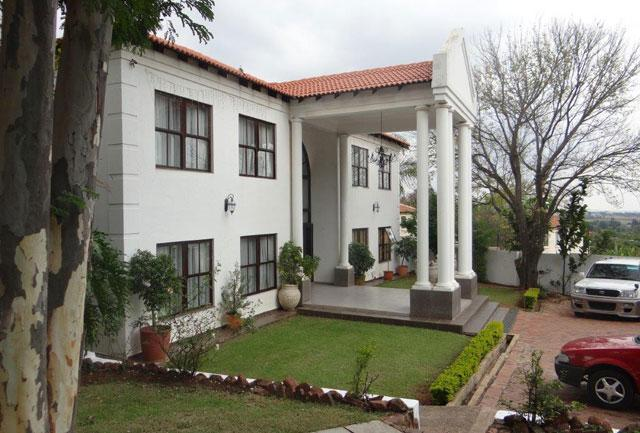 The Jemea Manor Guest House
