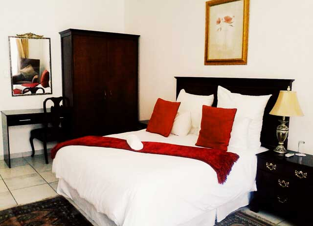 Rooms at Jemea Manor Guest House, Pretoria