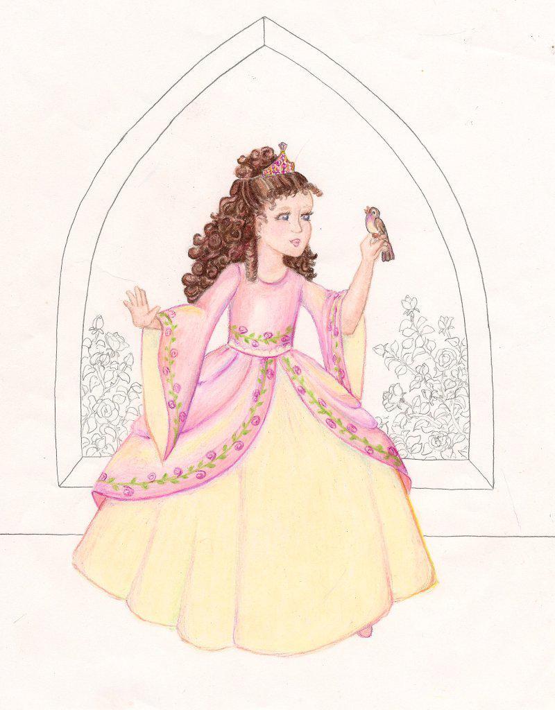 Pretoria » Blog Archive » Looking for Princess Rosebud!