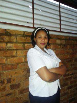 Nurse Maria Montsha
