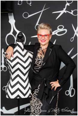 Fashion Director & owner of Rococo ladies Boutique