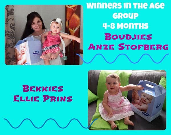 Baby Photo Competition Spring 2015