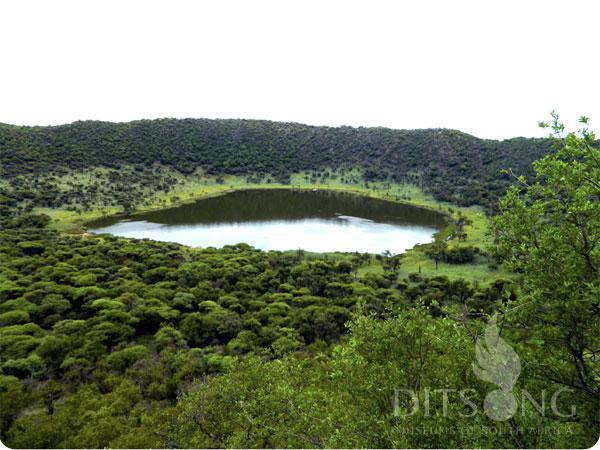 Ditsong Tswaing Meteorite Crater