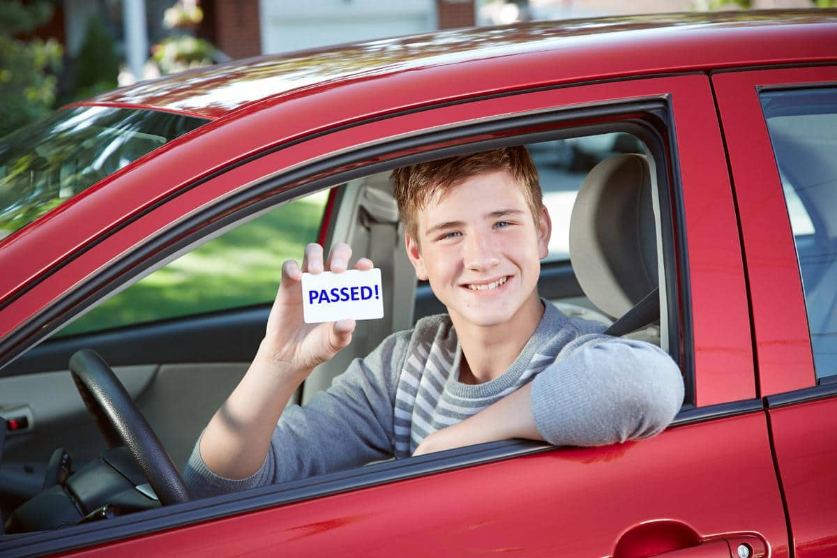how to pass drivers licence