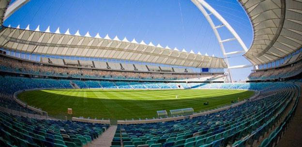 It Currently Has A Capacity Of 52000 And Is The Home Ground Sharks Stadium Also Been Used By Durban Based Premier Soccer League Football