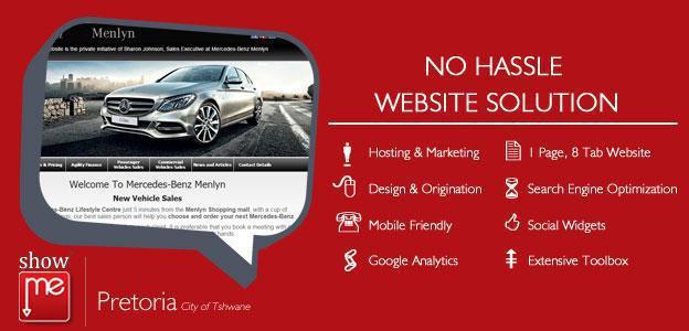 ShowMe-Pretoria-website