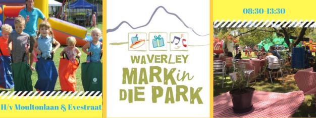 Waverley se Mark in die Park