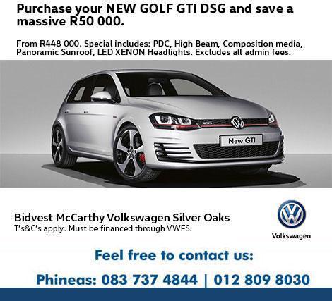 VW Silver Oaks  Special