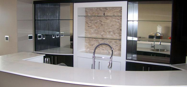 Kitchen built in cupboards designs for Kitchen designs pretoria