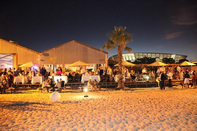 The Grand Cafe And Beach Restaurant