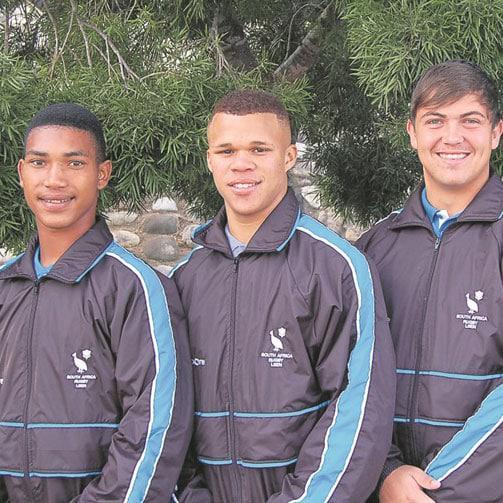 Bergsig rugbyspelers gekies vir SA skole-span