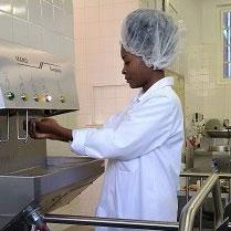 Food Science receives state-of-the-art hygiene facility