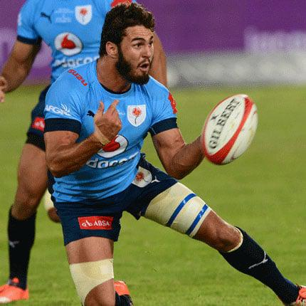 Bulls centre juggles work and rugby