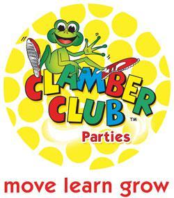 Clamber Club Logo