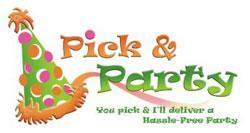 Pick & Party Logo