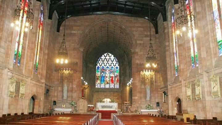 Sacred Heart Cathedral Pretoria