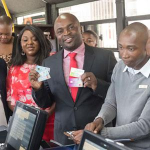 Tshwane Bus Service launches the new Connector card