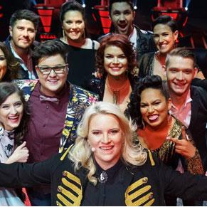 Will Team Karen go all the way in The Voice SA?
