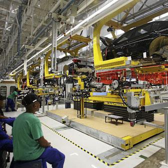 BMW to halt production at Rosslyn plant