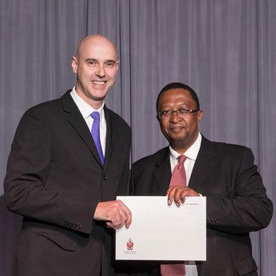 Marketing Professor receives NRF rating