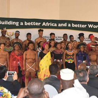 Message from the VC on Africa Day 2017