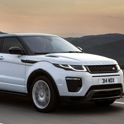 New engines for Discovery Sport, Evoque in SA