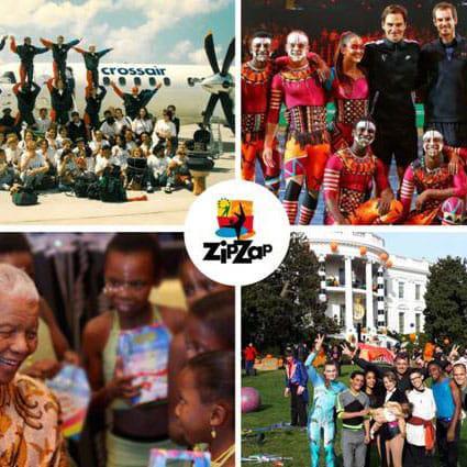 Zip Zap captivates the international stage