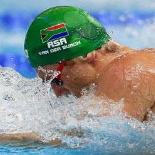 A day to forget for Team SA at Fina World Championships