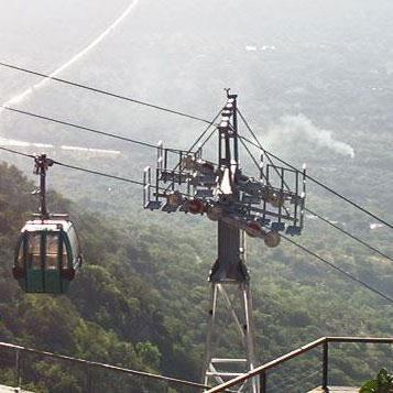Everyone safe after Cableway breakdown