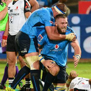 Steenkamp named Blue Bulls captain