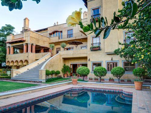 luxury Accommodation in Pretoria