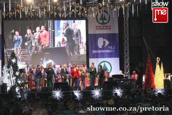 Pretoria » Blog Archive » Jacaranda FM and Spar Carols by