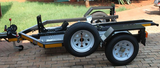 Easy Loader Bike Trailer