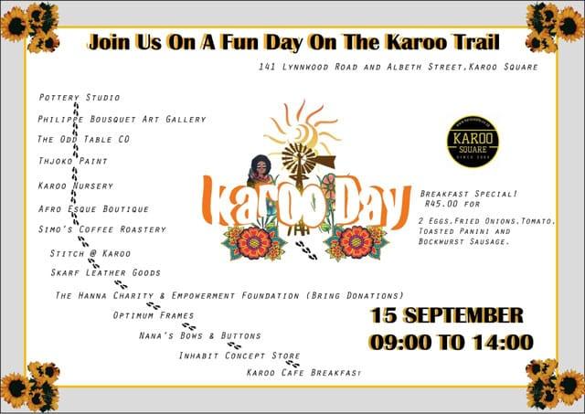 Fun Day on the Karoo Trail