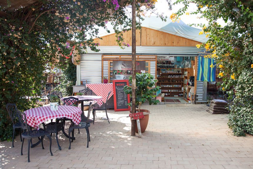 Simo's Coffee Roastery at Karoo Square, The Willows, Pretoria