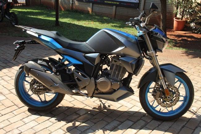 Zontes ZT125-J