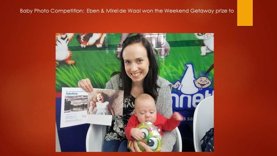 Baby Photo Competition 2018