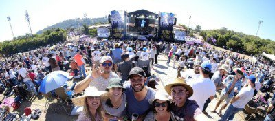 Thousands flocked to Jacaranda Day 2018 for a day filled with more music you love!