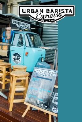 Urban Barista Espresso Bar