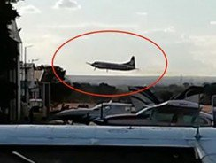 Wonderboom plane crash It was a 'thank you' flight 244