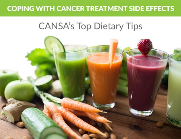 Coping with Cancer Treatment side effects