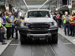 Local ingenuity showcased as Ford's most advanced bakkie is built in Pretoria 244