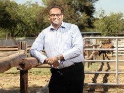 New Tuks dean Vinny Naidoo watching over food security 244