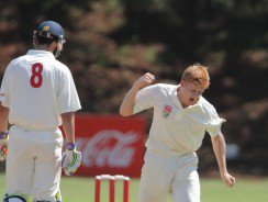 Pretoria boy smashed for 43 in 1 over 244