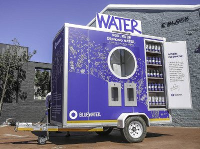 1. THE BLUEWATER AFRICA TRAILER