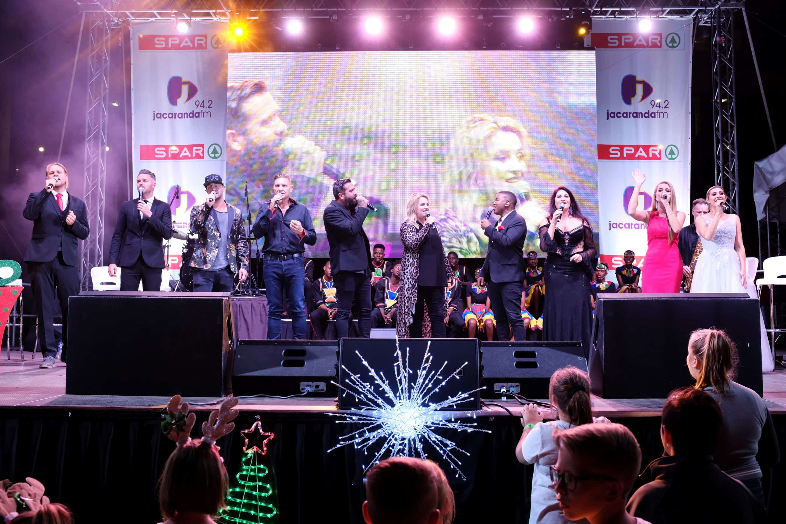 Pretoria » Blog Archive » Spar Carols by Candlelight with