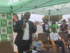 Mayor, cops launch Tshwane's festive season road safety operation 244