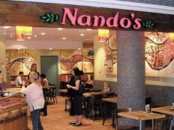 Nando's launches their own food ordering app 244